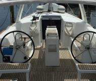 Sail boat Oceanis 38 available for charter in Miami
