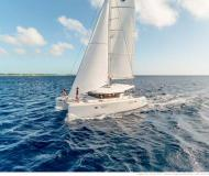Cat Lagoon 39 for charter in Nassau City