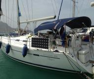 Yacht Oceanis 393 Clipper available for charter in Mindelo