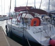 Yacht Oceanis 393 Clipper Yachtcharter in San Cristobal de La Laguna