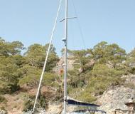 Segelboot Oceanis 393 Clipper chartern in Port de Mahon