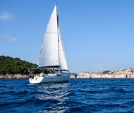 Segelyacht Oceanis 40 Yachtcharter in ACI Marina Dubrovnik