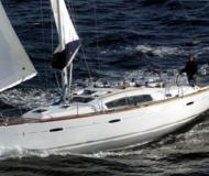 Yacht Oceanis 40 for rent in Port Olimpic Marina