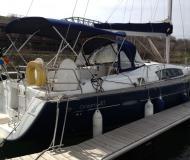 Segelyacht Oceanis 40 chartern in Life Harbour Marina