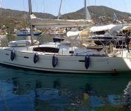 Segelyacht Oceanis 40 Yachtcharter in Marina Alimos Kalamaki