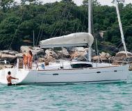 Yacht Oceanis 40 Yachtcharter in Göcek Marina