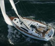 Yacht Oceanis 40 for charter in Port Louis Marina
