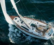 Sailing yacht Oceanis 40 CC available for charter in Palmiye Marina