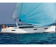 Sailing yacht Oceanis 41 available for charter in ACI Marina Trogir