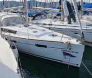 Segelyacht Oceanis 41 chartern in Ece Saray Marina