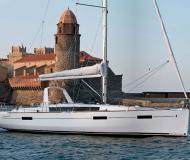 Segelyacht Oceanis 41 chartern in Hafen von Mirabello