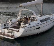 Segelyacht Oceanis 41 chartern in Palma