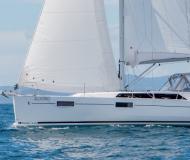Segelboot Oceanis 41 Yachtcharter in Road Town