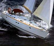 Segelboot Oceanis 41 Yachtcharter in Red Hook