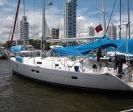 Segelyacht Oceanis 411 Yachtcharter in Marina Santa Marta