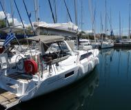 Yacht Oceanis 411 for hire in Kos City