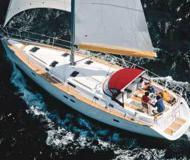 Segelboot Oceanis 411 Clipper Yachtcharter in Sibenik