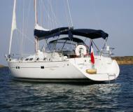 Segelyacht Oceanis 423 Yachtcharter in Split