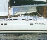 Segelyacht Oceanis 423 chartern in Mandraki Marina