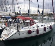 Segelyacht Oceanis 423 Yachtcharter in Athen