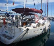 Yacht Oceanis 423 Yachtcharter in San Cristobal de La Laguna