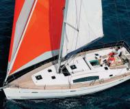 Sail boat Oceanis 43 available for charter in La Savina