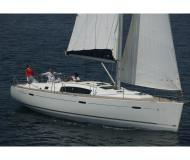 Sail boat Oceanis 43 available for charter in Marina Darsena Acton