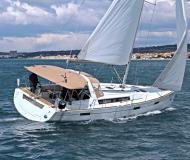 Yacht Oceanis 45 chartern in Marina Dalmacija