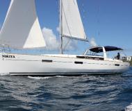 Segelyacht Oceanis 45 Yachtcharter in Maya Cove