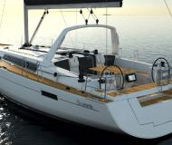 Yacht Oceanis 45 Yachtcharter in Tropea Marina