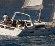 Sailing yacht Oceanis 45 available for charter in Gouvia Marina