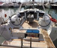 Sailing yacht Oceanis 45 for hire in Santa Cruz de Tenerife