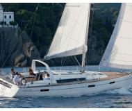 Yacht Oceanis 45 available for charter in Port Mirabello