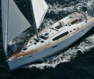 Sail boat Oceanis 46 available for charter in Oyster Pond