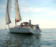 Yacht Oceanis 473 - Sailboat Charter Gothenburg
