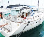Segelboot Oceanis 473 Clipper Yachtcharter in Baska Voda