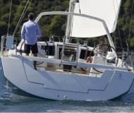 Sailing yacht Oceanis 48 available for charter in Cannigione Marina