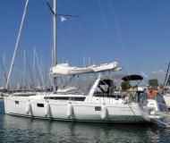Yacht Oceanis 48 Yachtcharter in Marina Lefkas