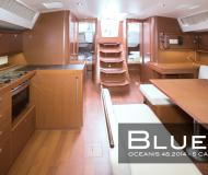 Yacht Oceanis 48 for charter in Tivat