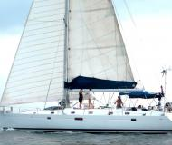 Sailing yacht Oceanis 50 Family available for charter in Cartagena