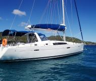 Yacht Oceanis 50 Family Yachtcharter in Road Town