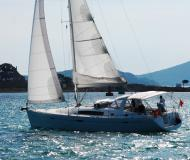 Segelyacht Oceanis 50 Family Yachtcharter in Teos Marina