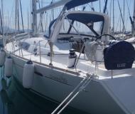 Segelyacht Oceanis 50 Family Yachtcharter in Marina Seget Donji