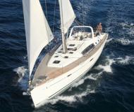 Sailing yacht Oceanis 50 Family for rent in Sibenik