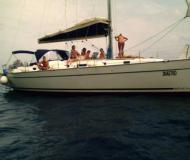 Sailing yacht Oceanis 523 for charter in Naples
