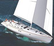 Yacht Oceanis 523 Yachtcharter in Marina Kastela