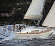 Sailing yacht Oceanis 54 for rent in Ko Chang