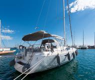 Segelyacht Oceanis 54 Yachtcharter in Athen