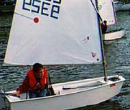 Optimist Sailboat Charters Germany