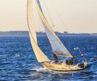 Yacht Halberg Rassy 42F for charter in Yerseke